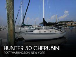 1981 Hunter 30