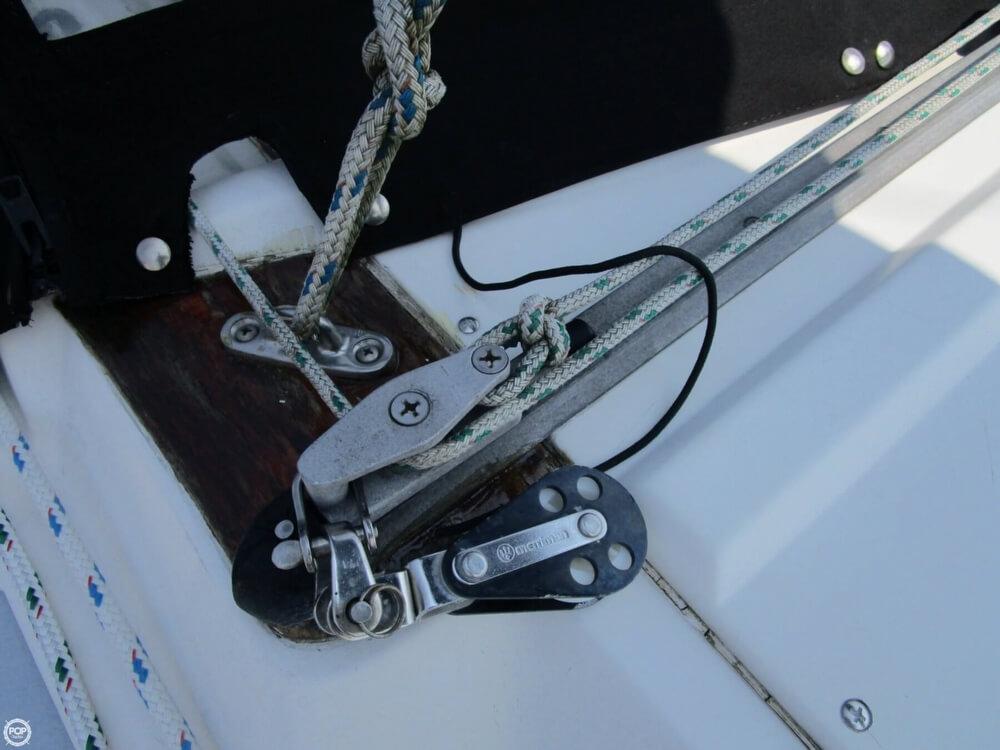 1981 Hunter boat for sale, model of the boat is 30 Cherubini & Image # 39 of 40