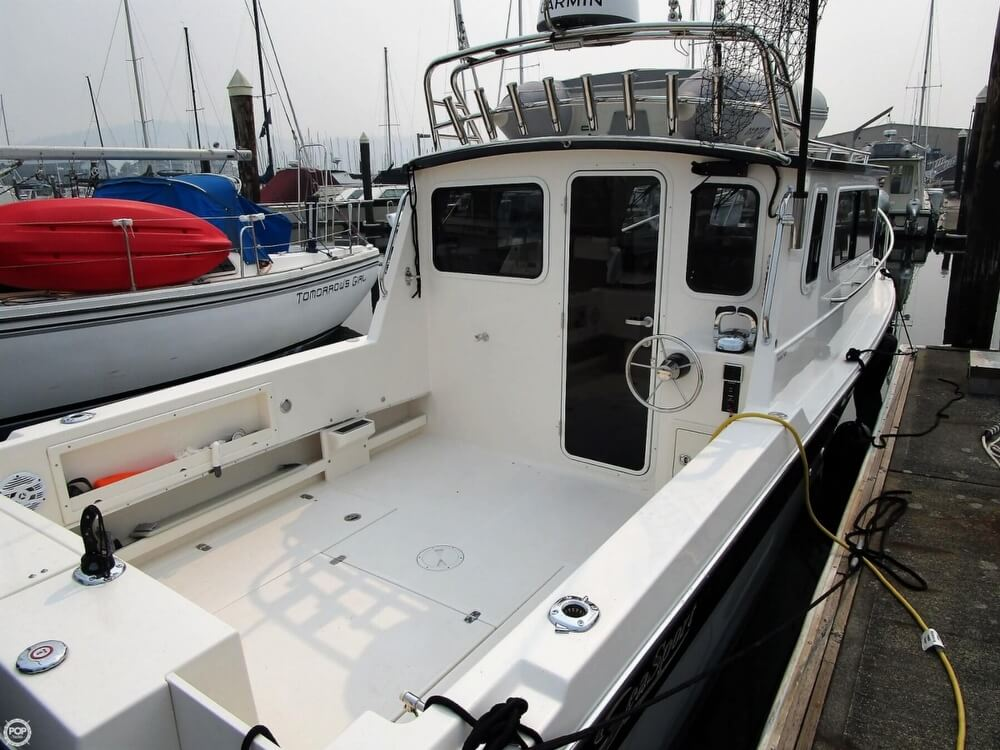 2018 Seasport boat for sale, model of the boat is Kodiak 2600 & Image # 11 of 40