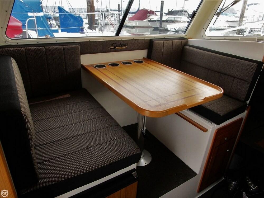 2018 Seasport boat for sale, model of the boat is Kodiak 2600 & Image # 22 of 40