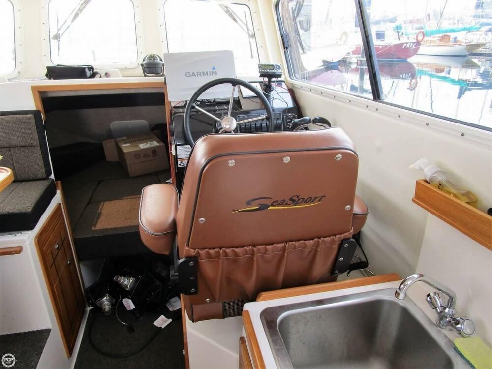 2018 Seasport boat for sale, model of the boat is Kodiak 2600 & Image # 29 of 40