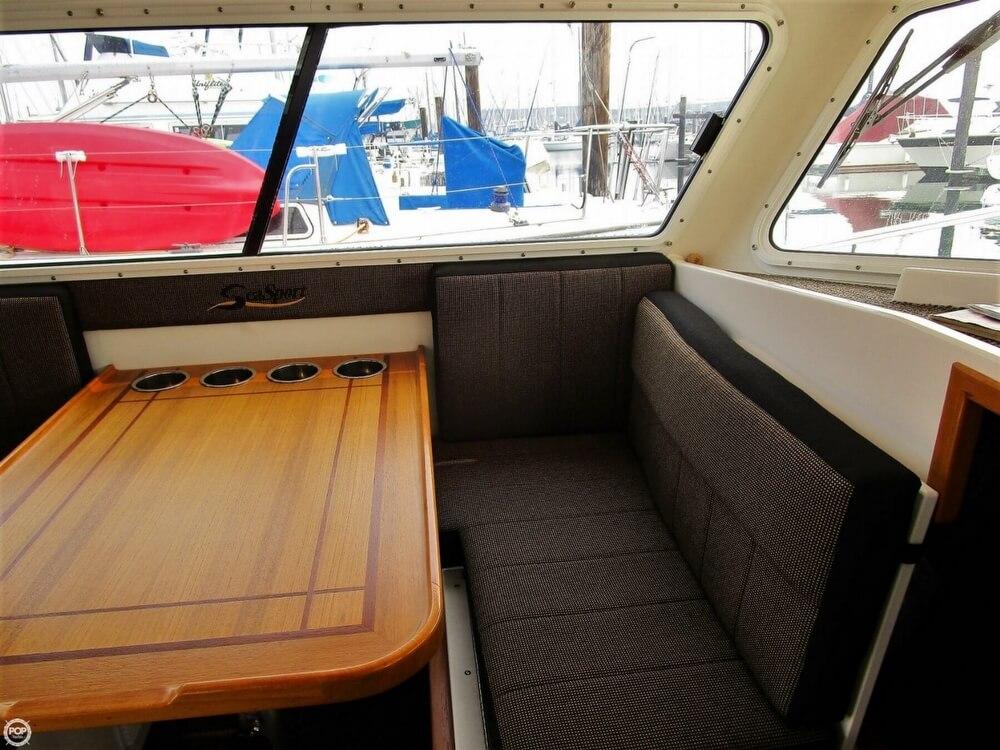 2018 Seasport boat for sale, model of the boat is Kodiak 2600 & Image # 32 of 40