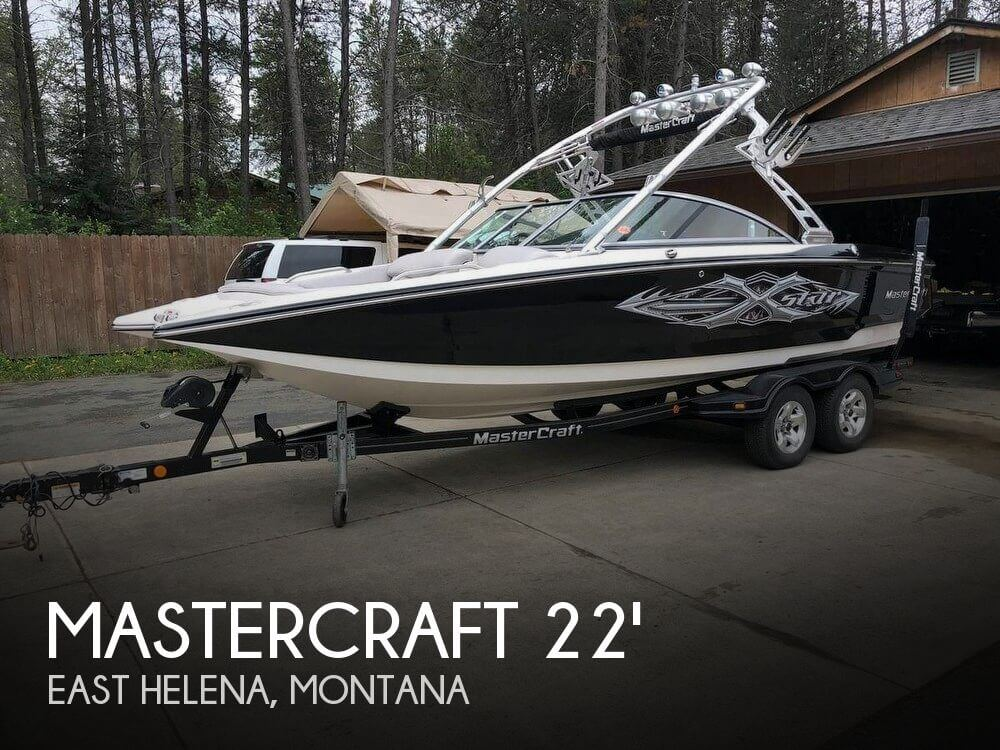 Used Boats For Sale in Montana by owner | 2005 Mastercraft 22