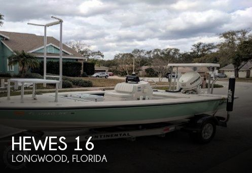 Used HEWES Boats For Sale by owner | 2007 Hewes 16