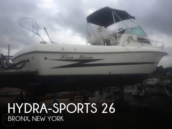 Used Hydra-Sports Boats For Sale by owner | 1992 Hydra-Sports 26