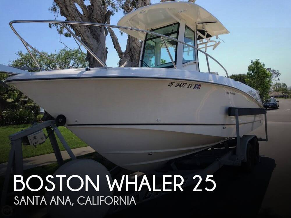 Used Boston Whaler Boats For Sale by owner | 2015 Boston Whaler 25