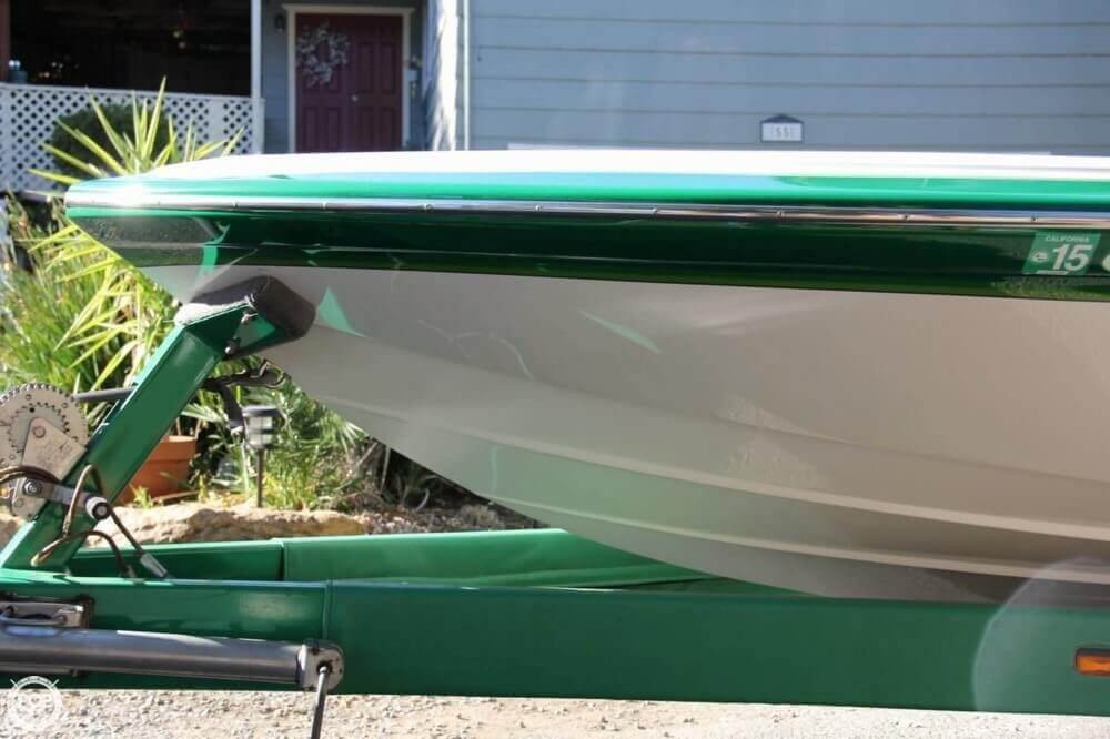 1995 Hallett boat for sale, model of the boat is 21 Vector & Image # 9 of 40