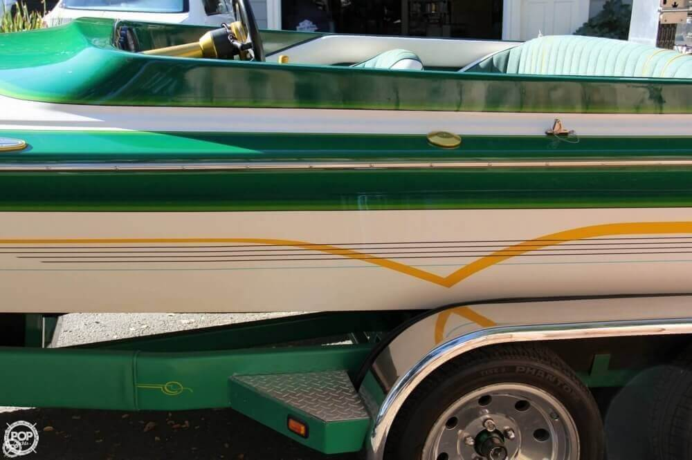 1995 Hallett boat for sale, model of the boat is 21 Vector & Image # 11 of 40