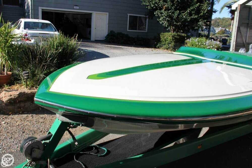 1995 Hallett boat for sale, model of the boat is 21 Vector & Image # 14 of 40