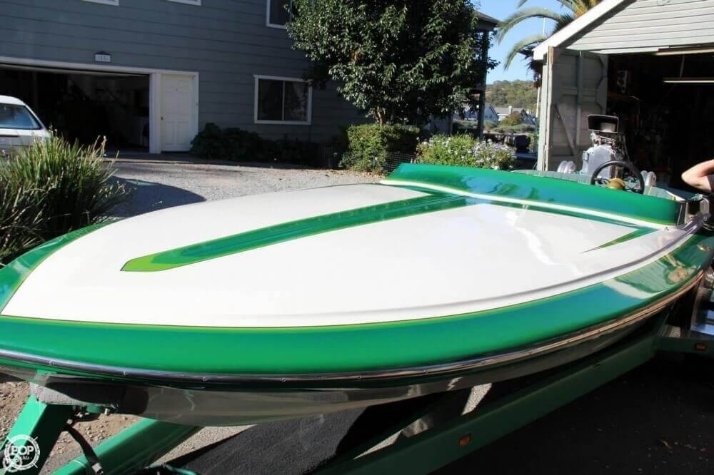 1995 Hallett boat for sale, model of the boat is 21 Vector & Image # 15 of 40