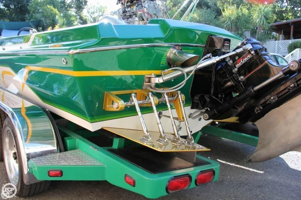 1995 Hallett boat for sale, model of the boat is 21 Vector & Image # 23 of 40