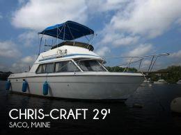 1988 Chris-Craft Catalina 292