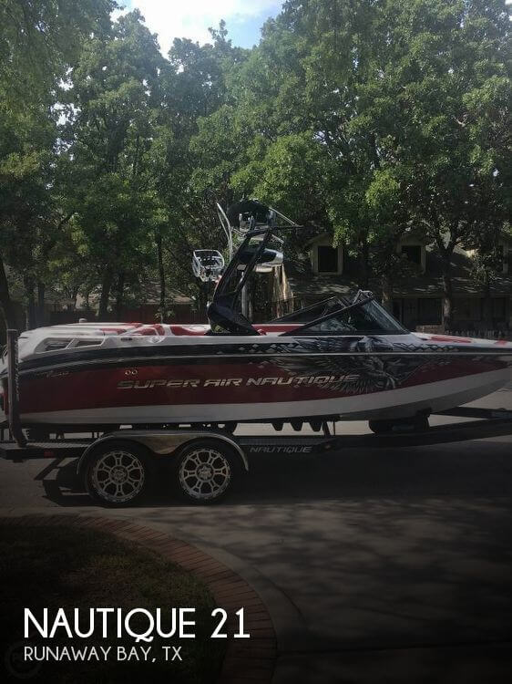 Used Nautique Boats For Sale by owner | 2012 Nautique 21