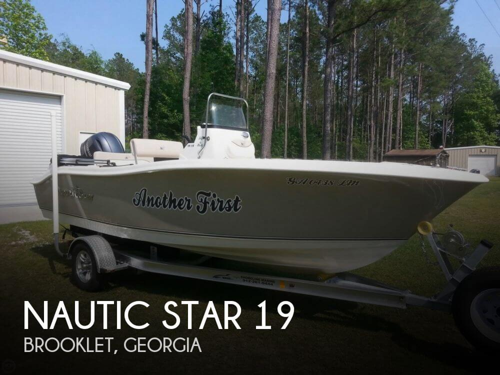 Used Nautic Star 19 Boats For Sale by owner | 2017 Nautic Star 19