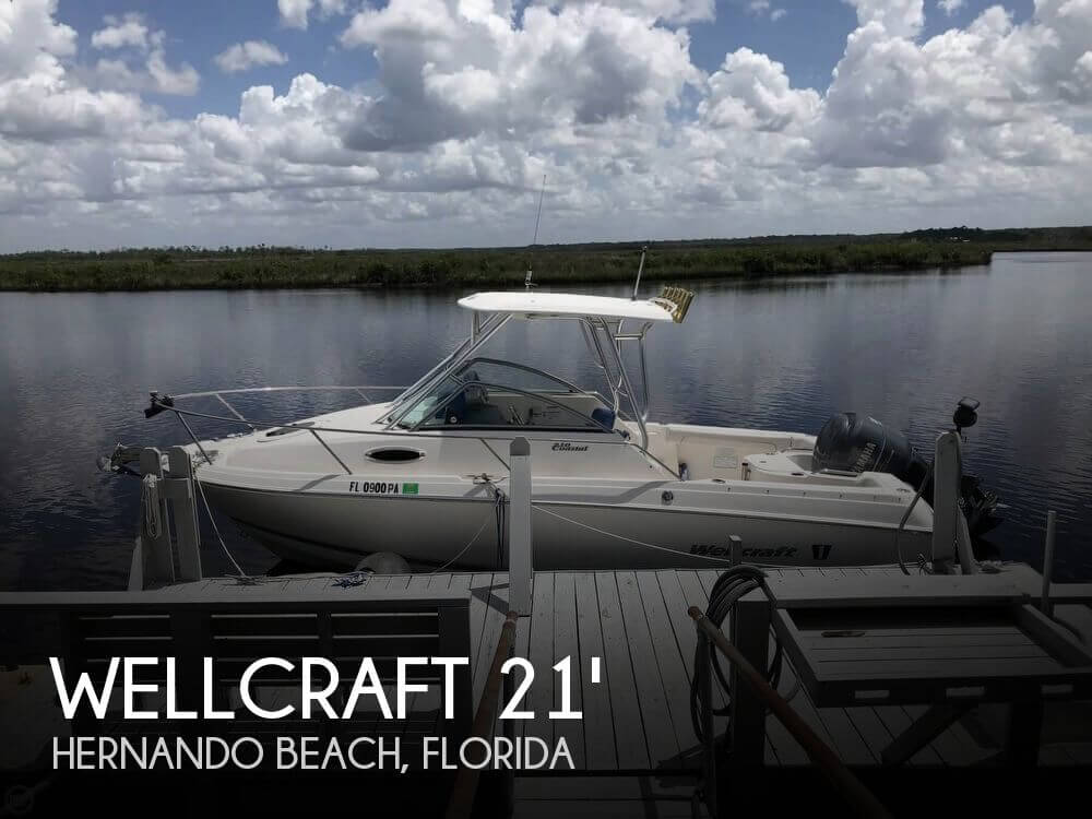 Used Wellcraft Boats For Sale in Florida by owner | 2008 Wellcraft 21