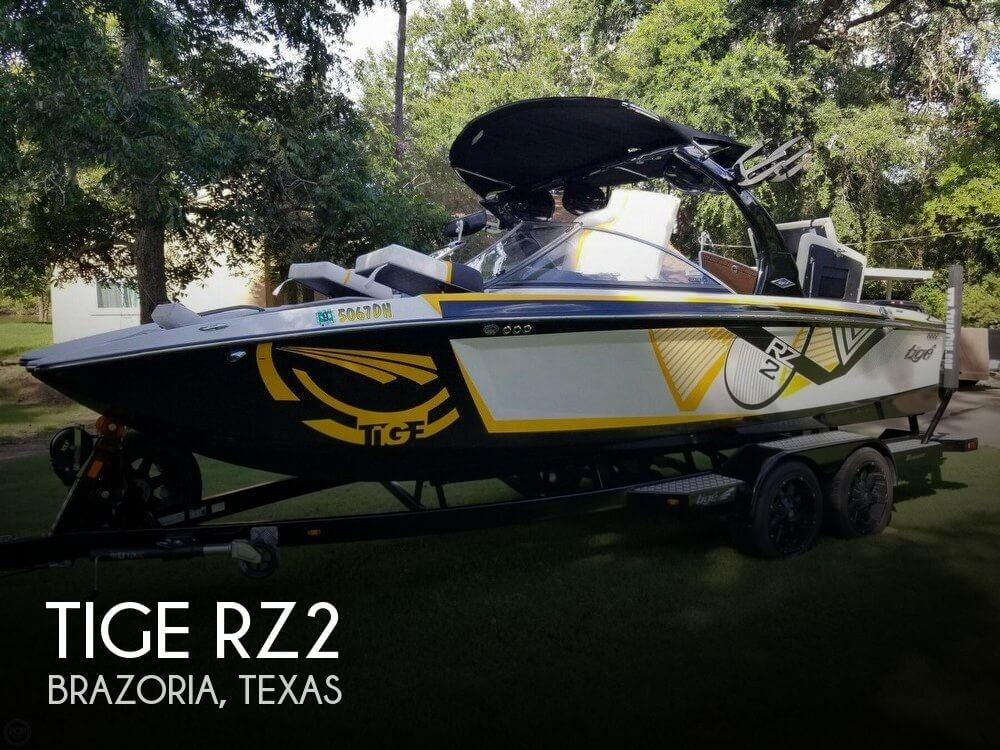 Used Tige Boats For Sale by owner | 2014 Tige 22