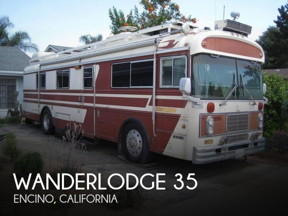 1981 Bluebird Wanderlodge 35