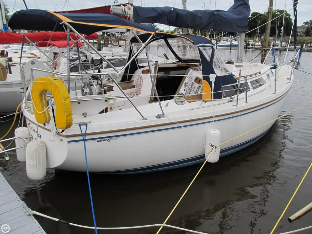 1987 Catalina 30 For Sale