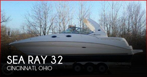 Used Boats For Sale in Cincinnati, Ohio by owner | 2003 Sea Ray 32