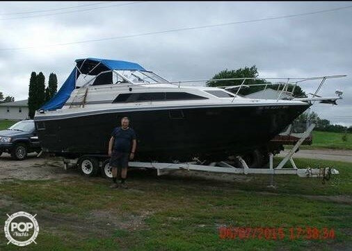 1986 Bayliner boat for sale, model of the boat is Contessa 2850 & Image # 2 of 12