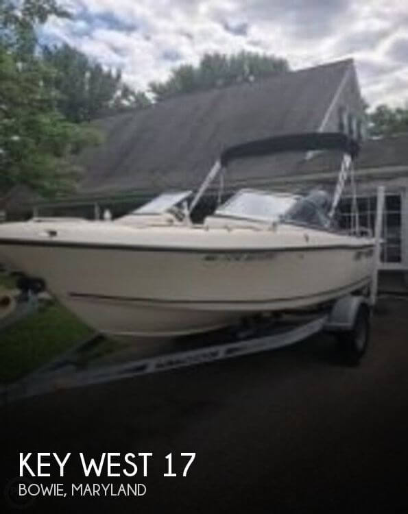 Used Key West Boats For Sale by owner | 2007 Key West 17