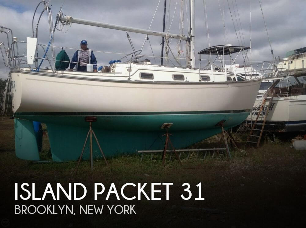 Used Sailboats For Sale in New York by owner | 1989 Island Packet 31