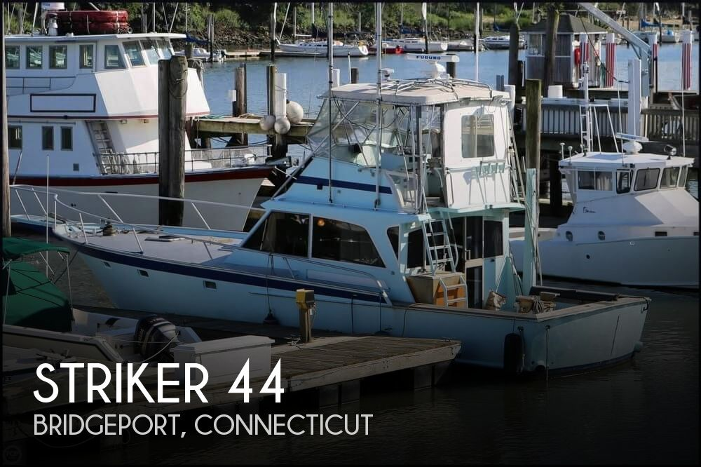 Used Striker Boats For Sale by owner | 1974 Striker 44