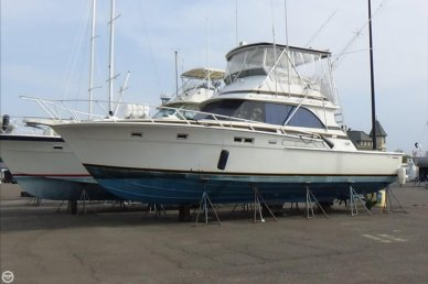 Bertram 46.6 Convertible, 46', for sale - $89,500
