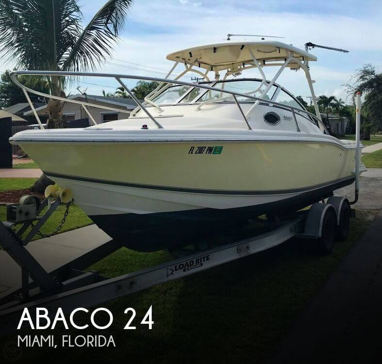 Used Scout Boats For Sale by owner | 2003 Scout 24