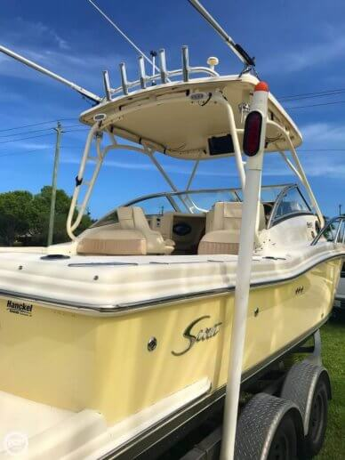 Scout Abaco 242, 24', for sale