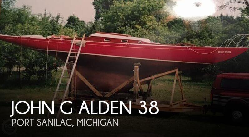 Used Sailboats For Sale in Michigan by owner | 1948 John G Alden 38