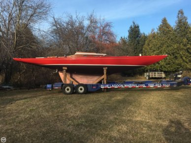 John G Alden 38 US ONE-DESIGN, 38', for sale - $35,000