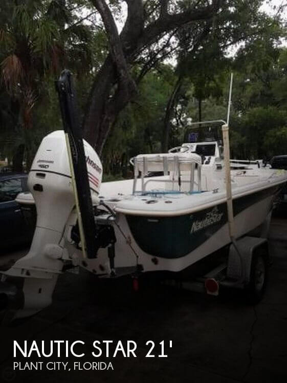 Used Nautic Star 25 Boats For Sale by owner | 2005 Nautic Star 25