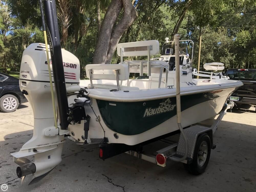 2005 Nautic Star 2100; Johnson 150; Power Pole