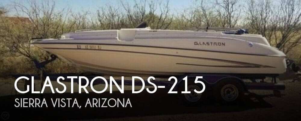 Used Boats For Sale in Tucson, Arizona by owner | 2005 Glastron DS-215