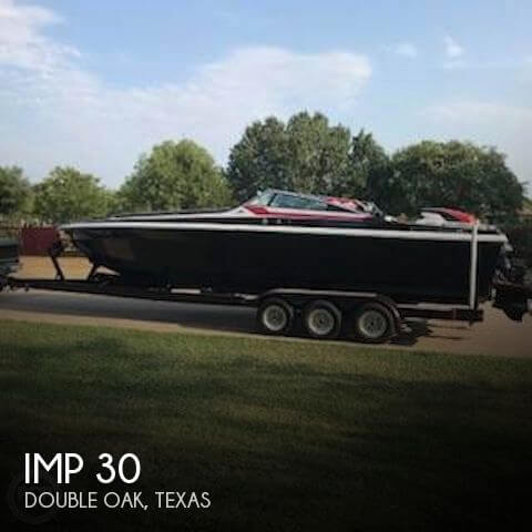Used IMP Boats For Sale in Texas by owner | 1986 IMP 30
