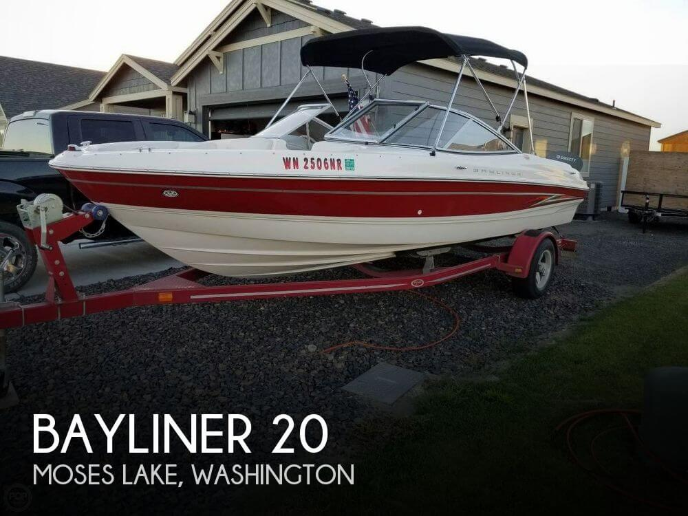 Used Bayliner 20 Boats For Sale by owner | 2005 Bayliner 20