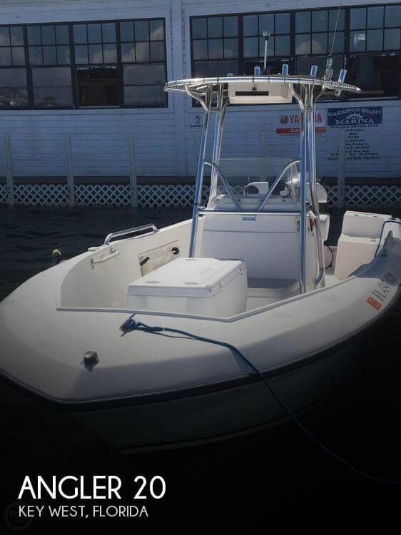 Used Angler Boats For Sale by owner | 2003 Angler 20