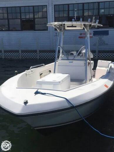 Angler 204F, 20', for sale - $26,700