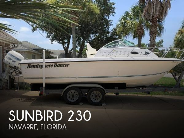Used Sunbird Boats For Sale by owner | 1996 Sunbird 22