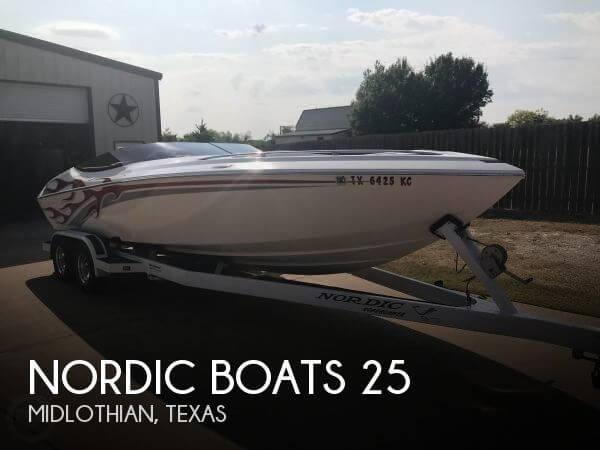 2004 Nordic Tugs boat for sale, model of the boat is 25 & Image # 1 of 20