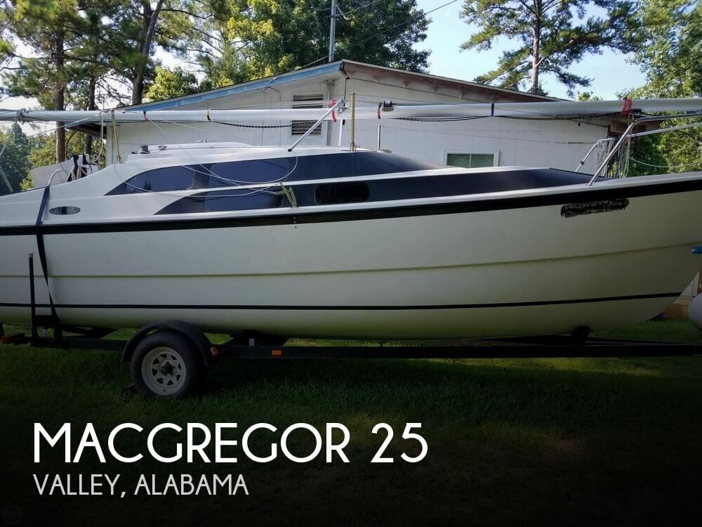 Used Boats For Sale in Columbus, Georgia by owner | 2005 MacGregor 25