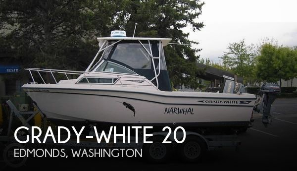 Used Ski Boats For Sale in Washington by owner | 1994 Grady-White 20