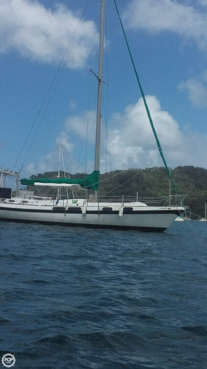 1973 Morgan boat for sale, model of the boat is Out Island 41 & Image # 33 of 41