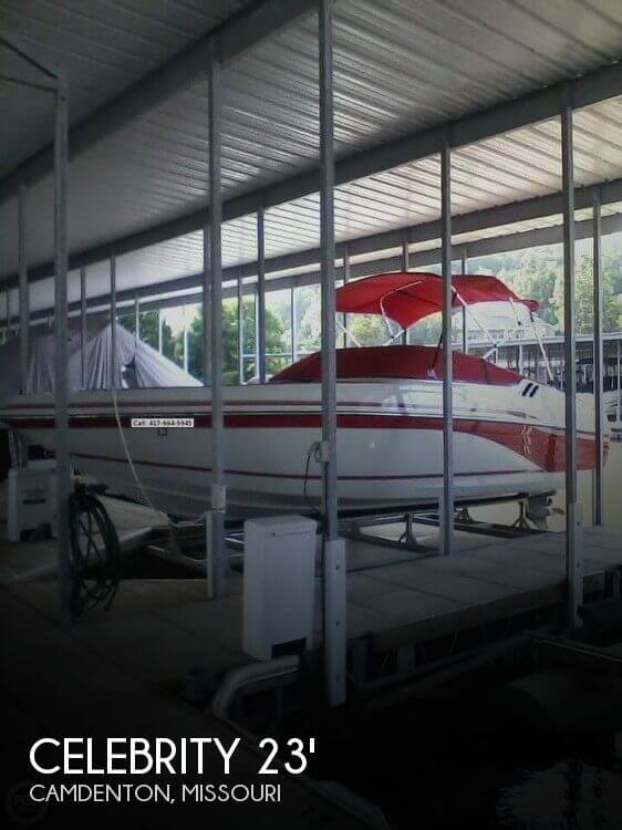 Used CELEBRITY Boats For Sale by owner | 1995 Celebrity 23