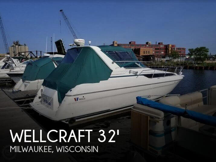 Used Wellcraft 31 Boats For Sale by owner | 1994 Wellcraft 31