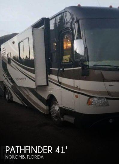 2011 Sportscoach Pathfinder 41