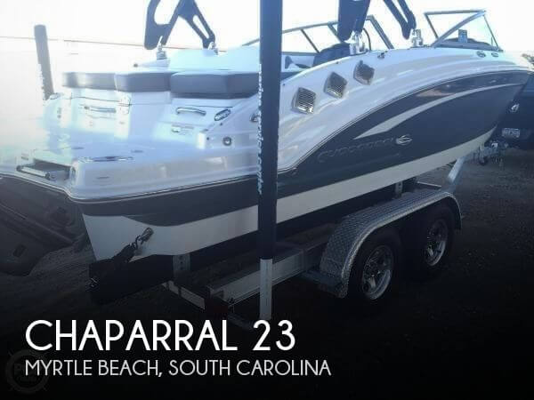 Used Chaparral Ski Boats For Sale by owner | 2014 Chaparral 23