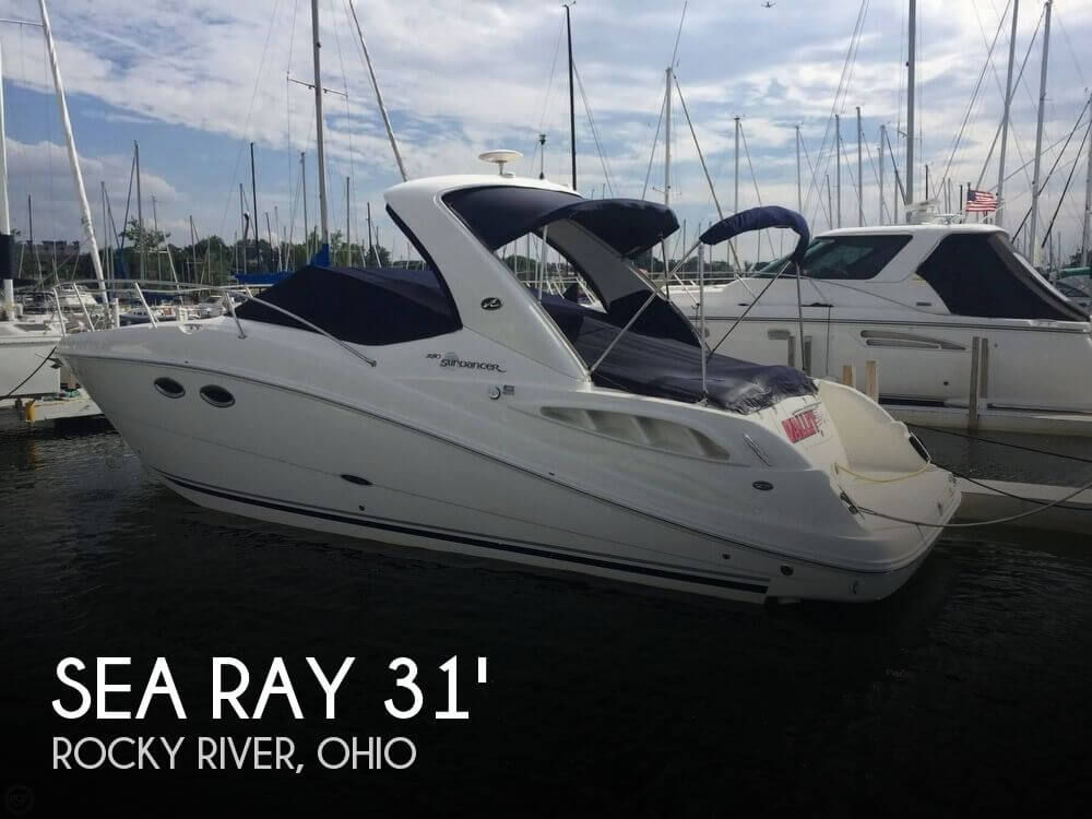 Used Boats For Sale in Canton, Ohio by owner | 2006 Sea Ray 31