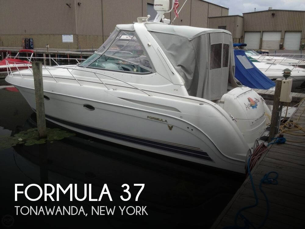 Used Boats For Sale in Buffalo, New York by owner | 2002 Formula 37